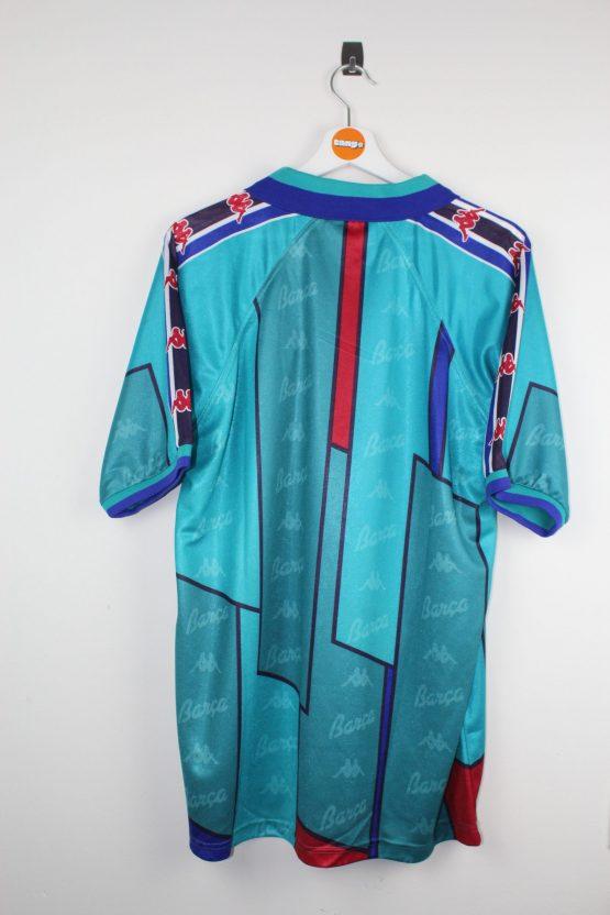 Original FC Barcelona 95/97 away